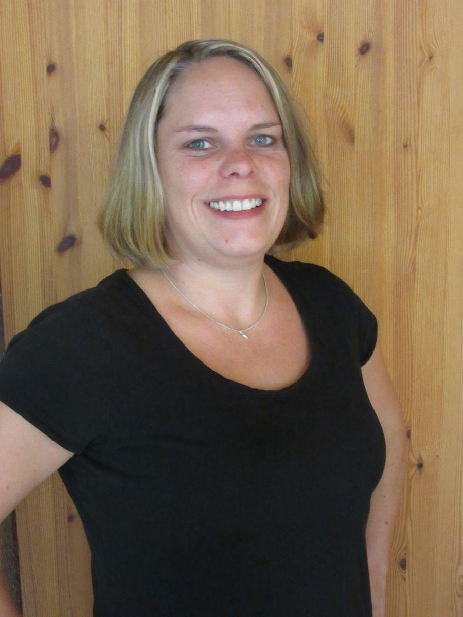 Gruppen- und stellv. Einrichtungsleiterin: Denise Schulpin